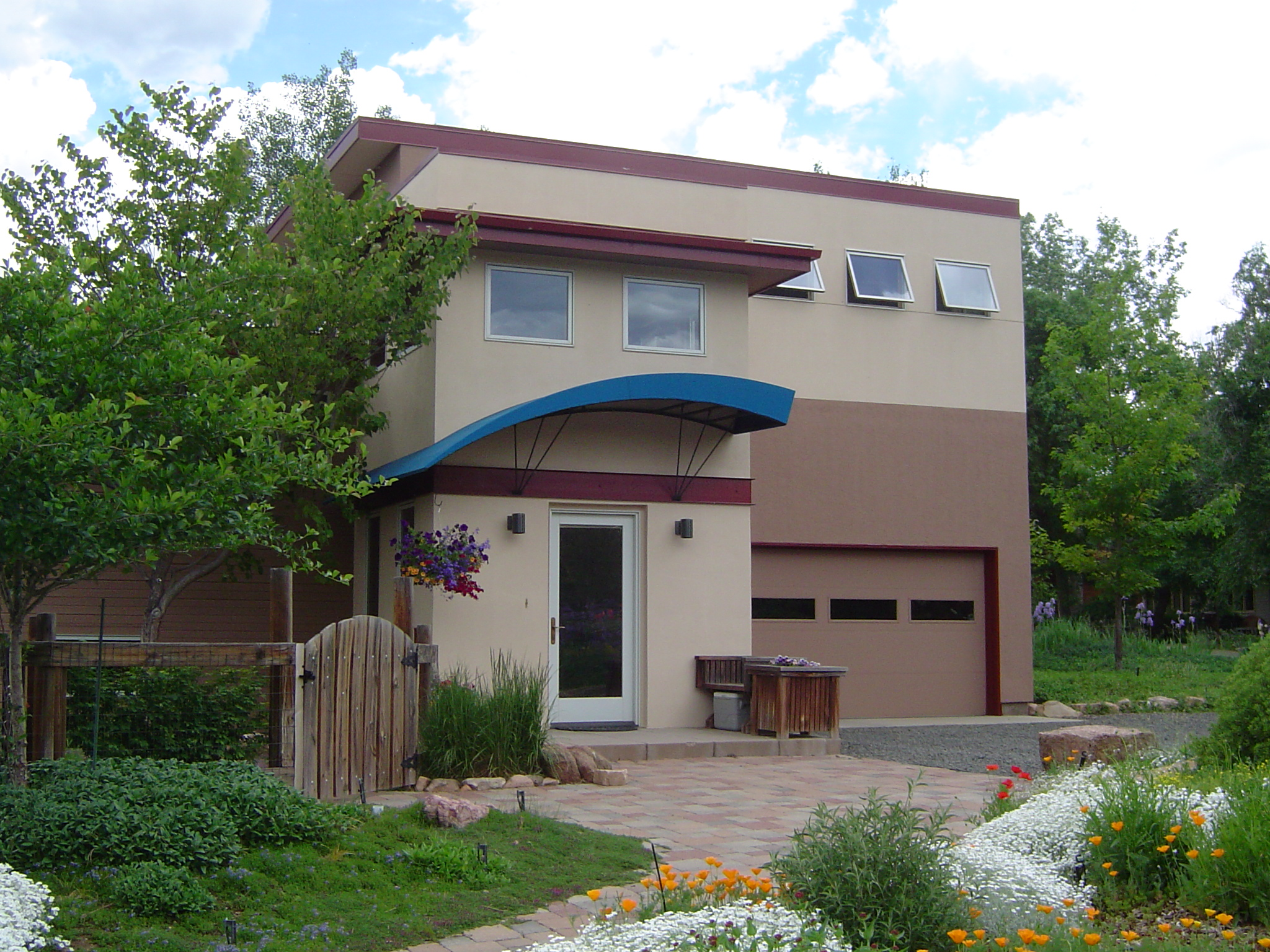 Beautiful Boulder Home Exterior Updated For Sale By Maurer Painting Of Boulder Maurerpainting