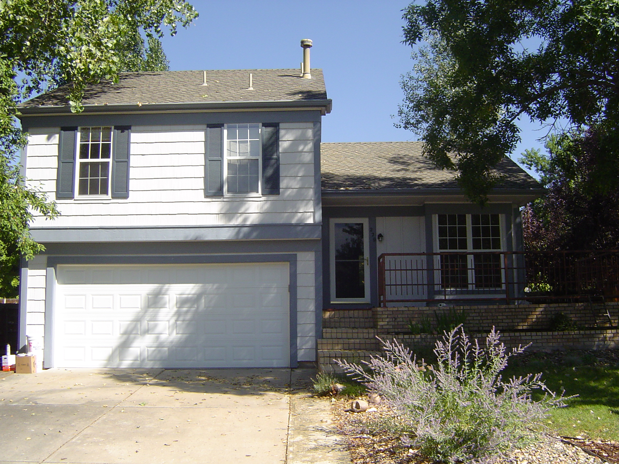 Great Exterior Painting Project Of This Prep For Sale Home Maurerpainting