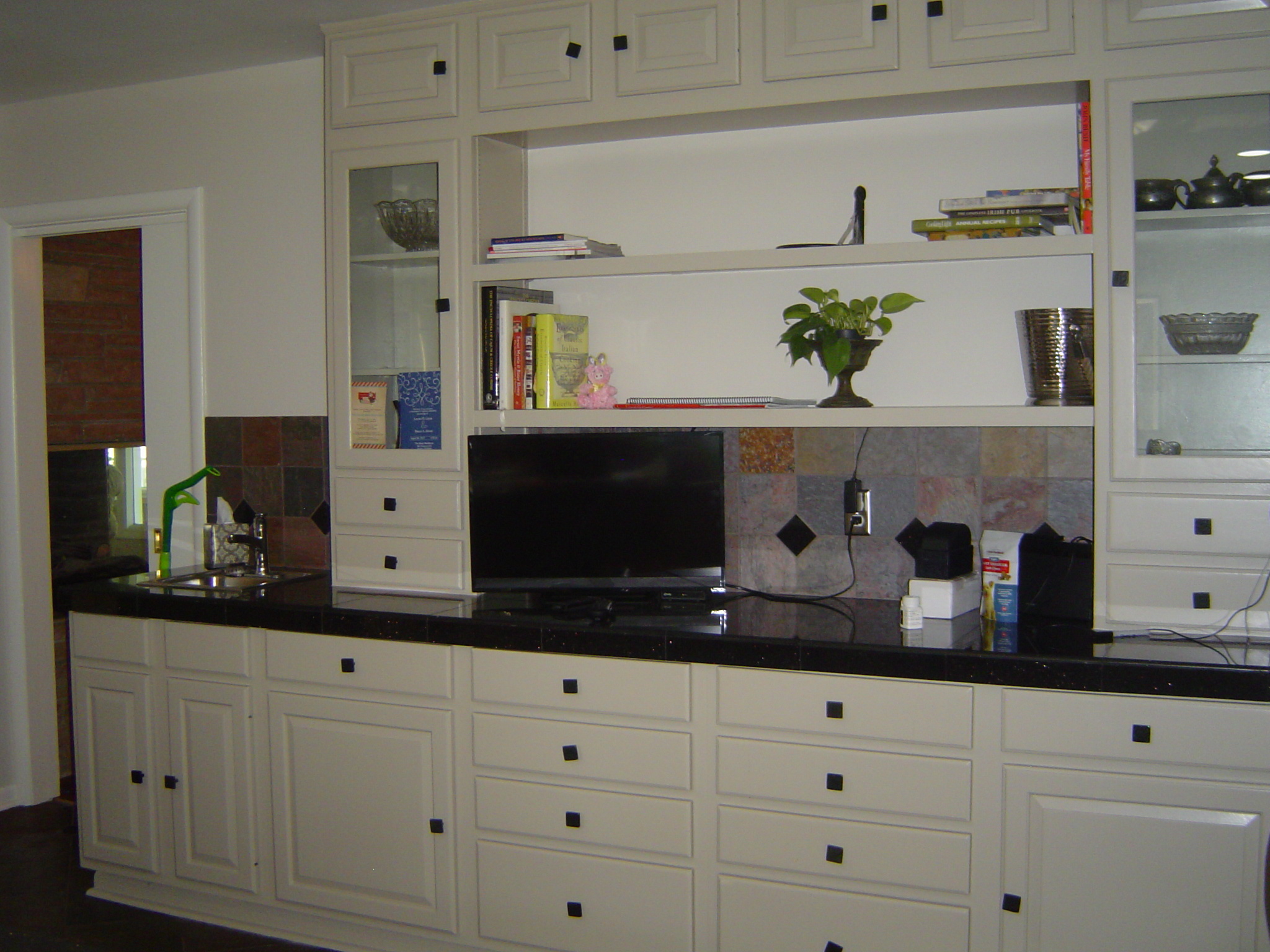 Beautiful full interior painting update plus kitchen cabinets ...